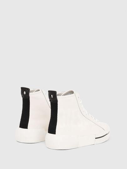 Diesel - S-DESE MID CUT, White - Sneakers - Image 3