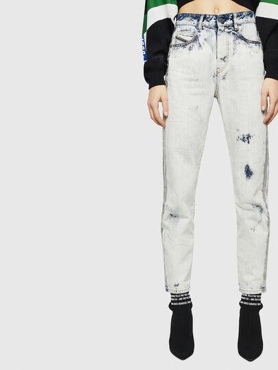 Diesel - D-Eiselle 0890Q, Light Blue - Jeans - Image 1