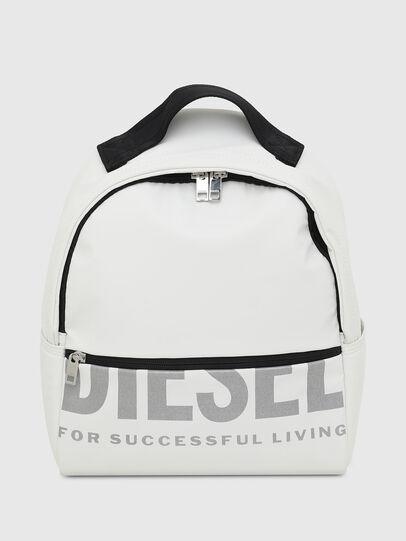 Diesel - F-BOLD BACK FL II, White - Backpacks - Image 1