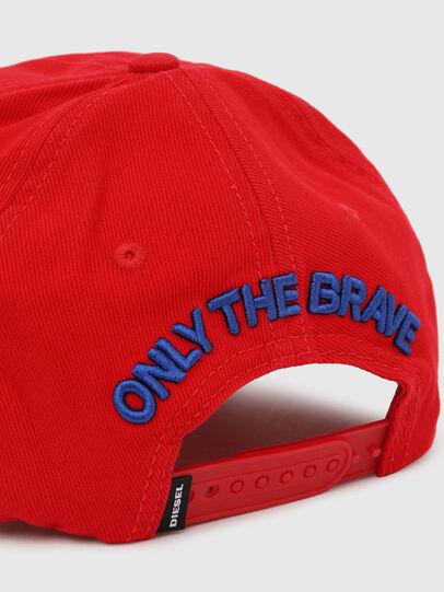 Diesel - C-BRAVE, Red - Caps - Image 4