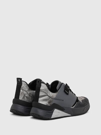 Diesel - S-BRENTHA LC, Black - Sneakers - Image 3