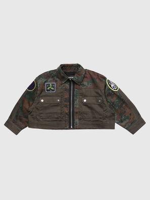 JANAPAY, Green Camouflage - Jackets