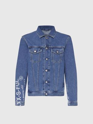 NHILL-SP2, Light Blue - Denim Jackets