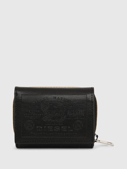 Diesel - SPEJAP, Black - Small Wallets - Image 1