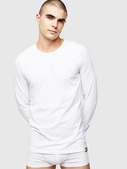Diesel - UMTEE-JODY, White - T-Shirts - Image 1