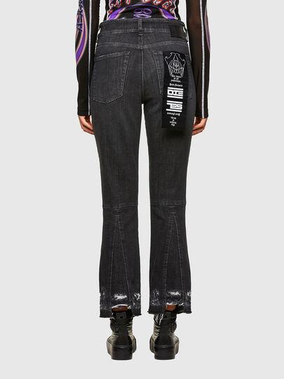 Diesel - D-Earlie 009JZ, Black/Dark grey - Jeans - Image 2