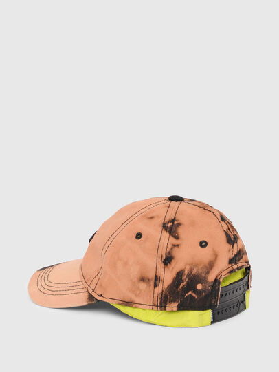 Diesel - C-TRET, Black/Orange - Caps - Image 2