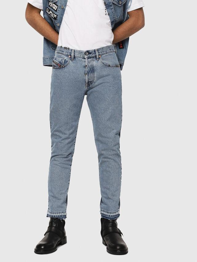 Diesel - Mharky 0077Z, Medium blue - Jeans - Image 1