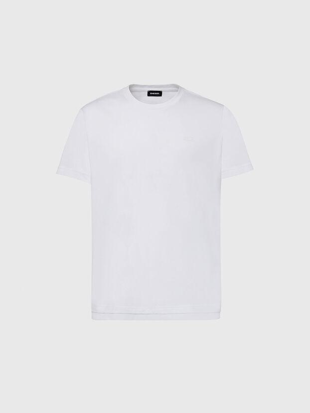 T-DIAMANTIK-NEW2, White - T-Shirts