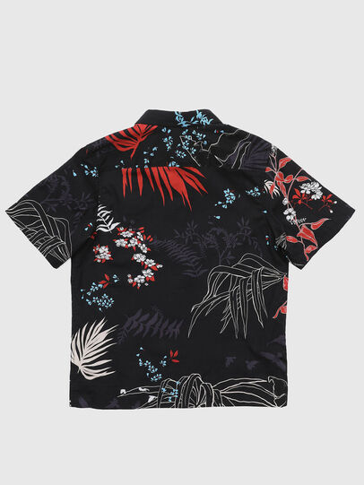 Diesel - CSFRYFLOW, Black - Shirts - Image 2