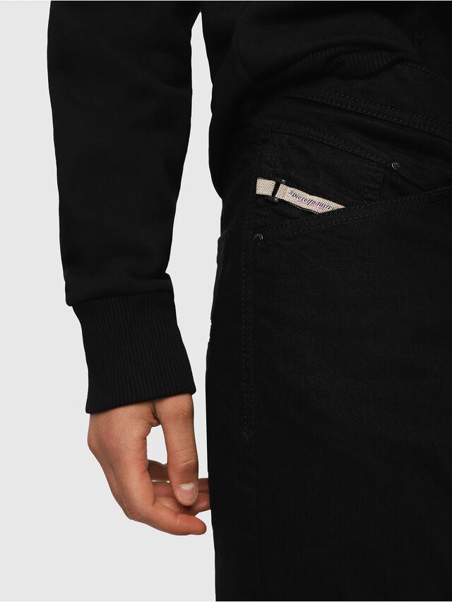Diesel - Belther 0886Z, Black/Dark grey - Jeans - Image 3