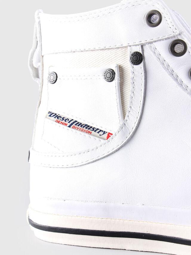 Diesel EXPOSURE I, White - Sneakers - Image 5