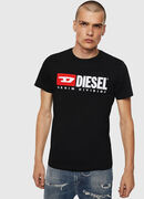 T-DIEGO-DIVISION, Black - T-Shirts