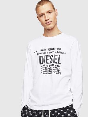 T-DIEGO-B6-LONG,  - T-Shirts