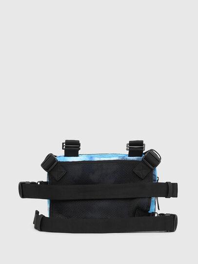 Diesel - SORAKE, Blue - Crossbody Bags - Image 2