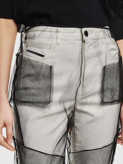Diesel - TYPE-1003, White - Jeans - Image 3