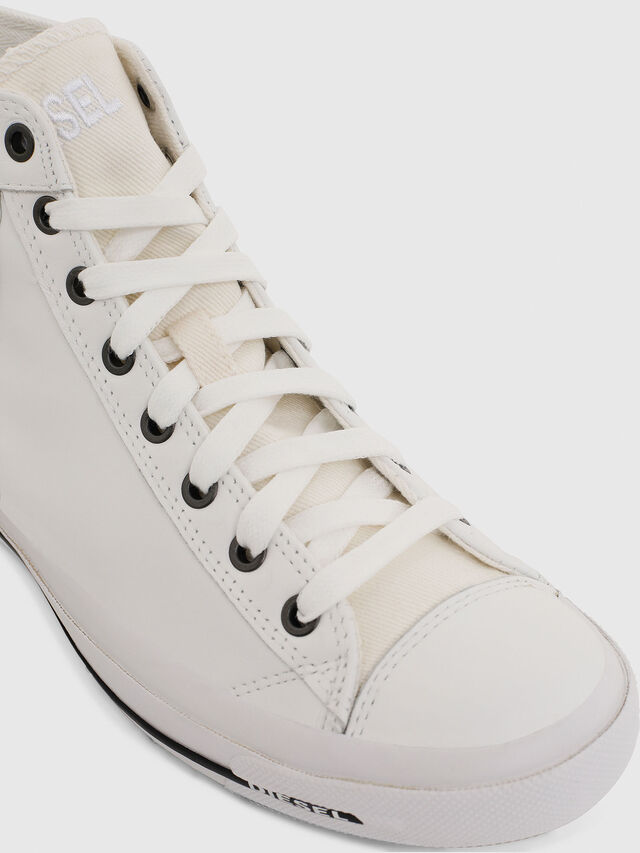 Diesel EXPOSURE IV W, White - Sneakers - Image 4