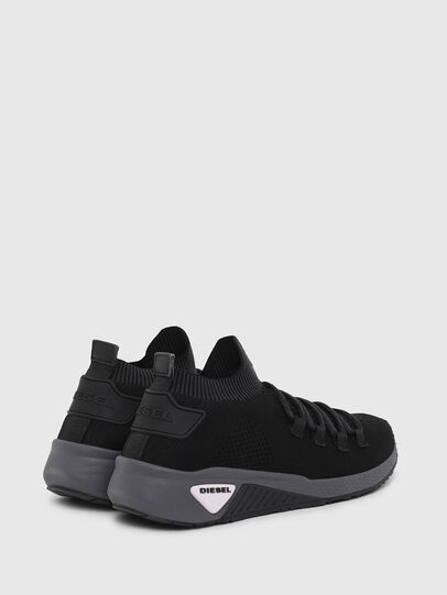 Diesel - S-KB ATHL LACE W, Black - Sneakers - Image 3
