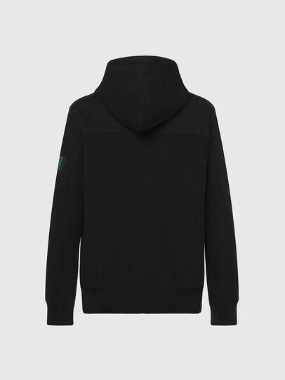 Diesel - K-WORTH, Black - Knitwear - Image 2