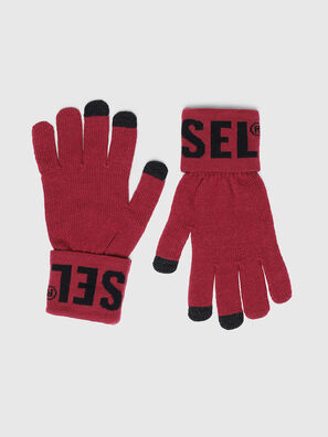 K-SCREEX-B, Burgundy - Gloves