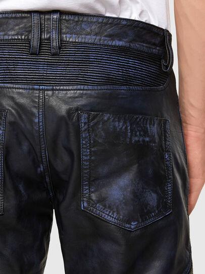 Diesel - P-TRAN-A, Dark Blue - Pants - Image 4