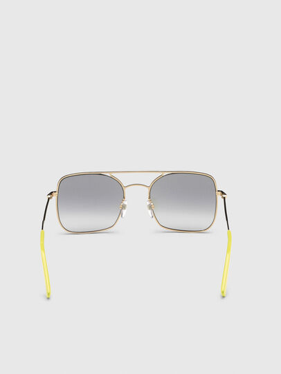 Diesel - DL0302, Silver - Sunglasses - Image 4