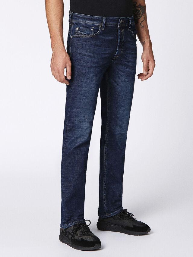Diesel - Waykee 084NL, Dark Blue - Jeans - Image 3