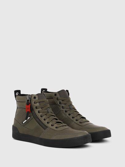 Diesel - S-DVELOWS, Military Green - Sneakers - Image 2