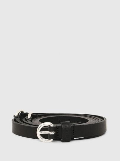 Diesel - B-TIE, Black - Belts - Image 1