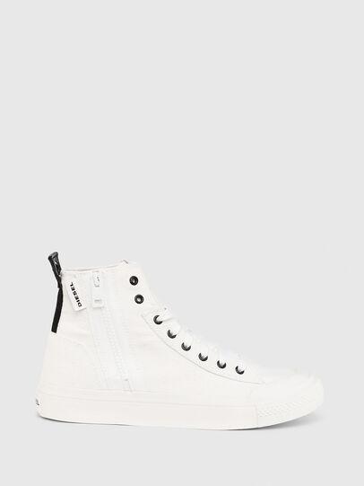 Diesel - S-ASTICO MID ZIP W, White - Sneakers - Image 1