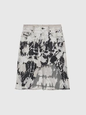 DE-ELLYOT-SP, Black/White - Skirts
