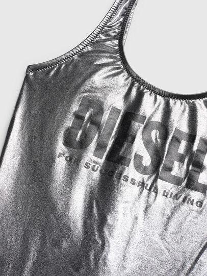 Diesel - MIAM, Silver - Beachwear - Image 3