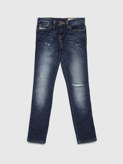 Diesel - SKINZEE-LOW-J JOGGJEANS-N, Medium blue - Jeans - Image 1