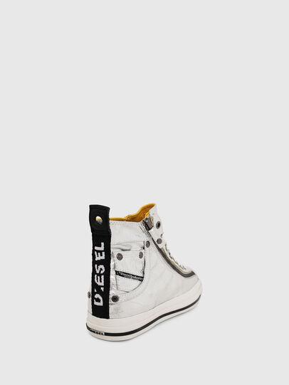 Diesel - EXPO-ZIP W, Silver - Sneakers - Image 4