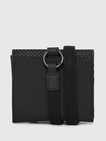 Diesel - YOSHINO LOOP, Black - Small Wallets - Image 2