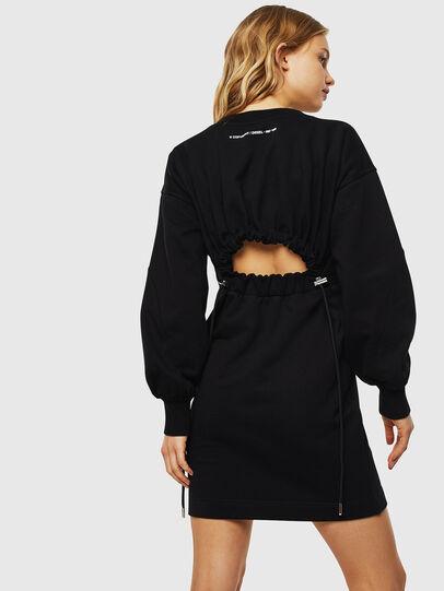 Diesel - D-THUS, Black - Dresses - Image 2