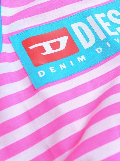 Diesel - DARIETTAB, Pink/White - Dresses - Image 3