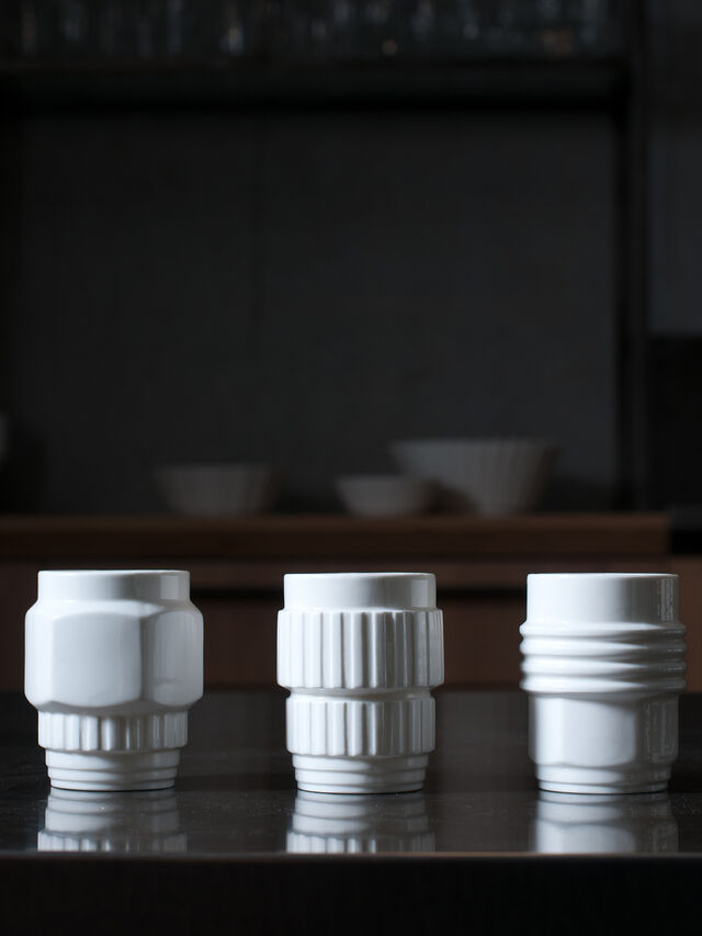 Living 10977 MACHINE COLLEC, White - Cups - Image 3