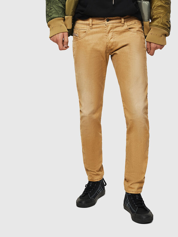 D-Bazer 0091T, Light Brown - Jeans