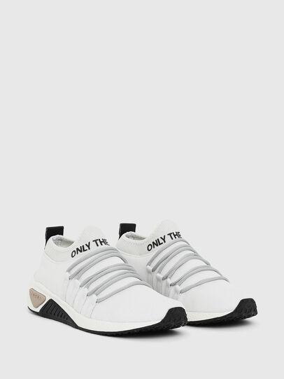 Diesel - S-KB SL II W, White - Sneakers - Image 2