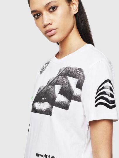 Diesel - T-DARIA-S1,  - T-Shirts - Image 3