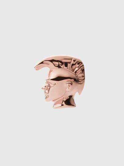 Diesel - DX1277, Pink - Earrings - Image 1