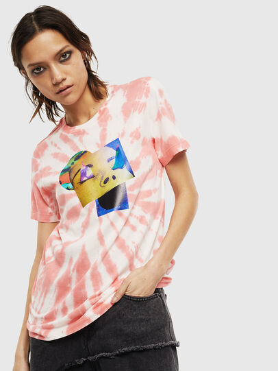 Diesel - T-SILY-S4,  - T-Shirts - Image 1