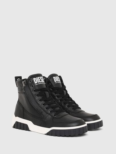 Diesel - S-RUA MID W, Black - Sneakers - Image 2