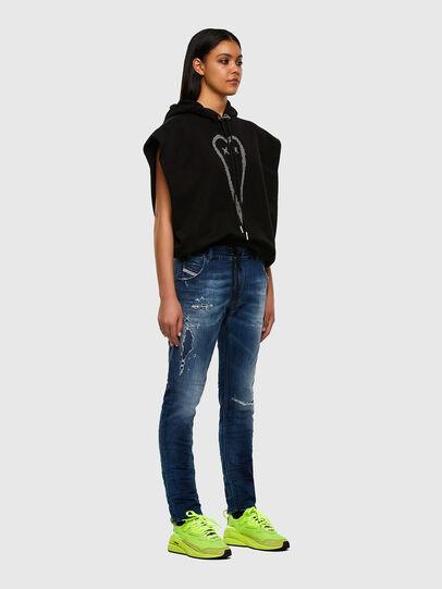 Diesel - Krailey JoggJeans 069PL, Dark Blue - Jeans - Image 7