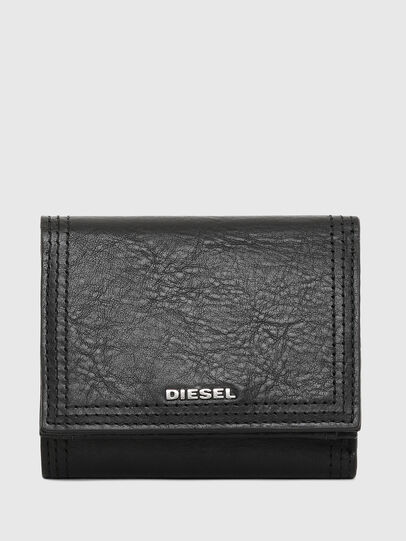 Diesel - LORETTA, Black - Small Wallets - Image 1
