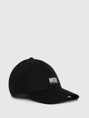 CORRY, Black - Caps
