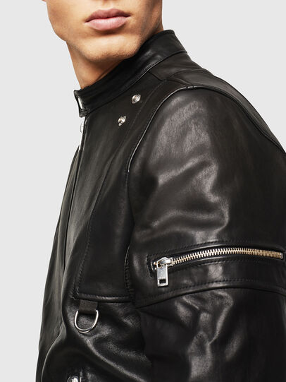 Diesel - L-TOVMAS,  - Leather jackets - Image 6