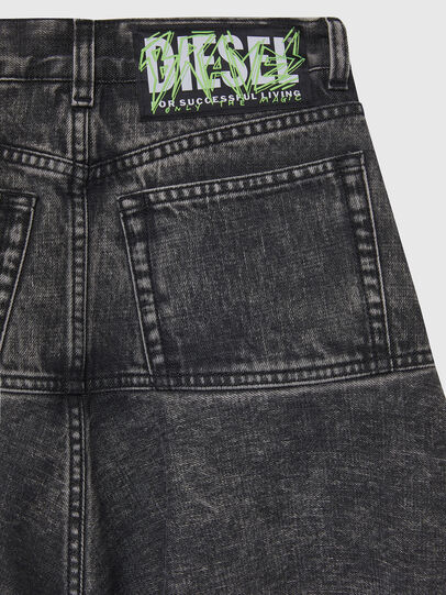 Diesel - DE-BETHY, Black - Skirts - Image 4
