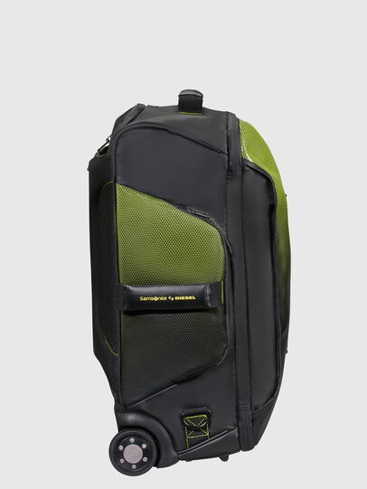Diesel - KA2*69008 - PARADIVE, Black/Yellow - Duffles with wheels - Image 8